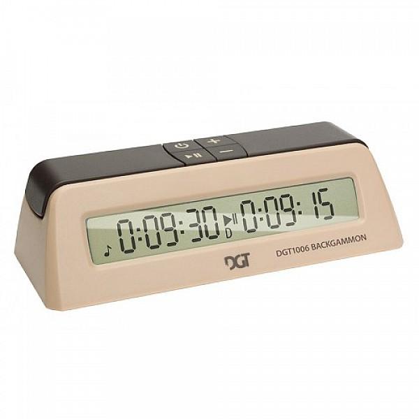Ψηφιακό χρονόμετρο για τάβλι - DGT 1006