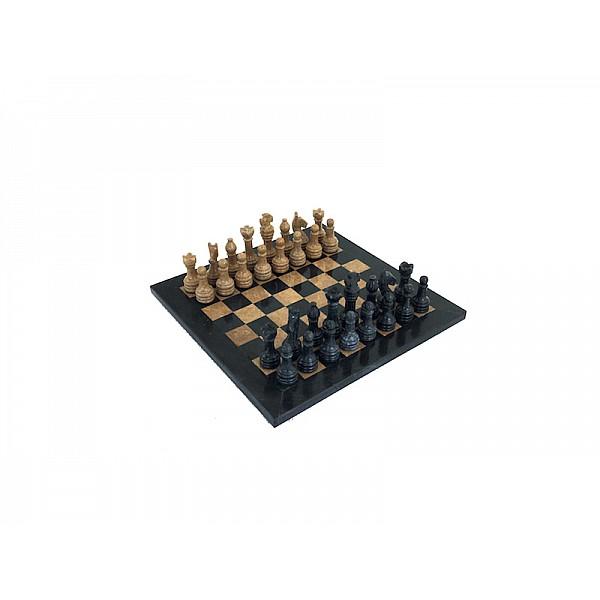 Italfama σκακιέρα και πιόνια απο όνυχα