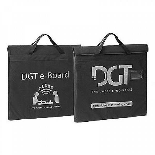 Τσάντα μεταφοράς DGT μαύρη για e-board