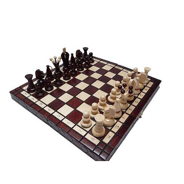 Σκάκι ταξιδίου απλά
