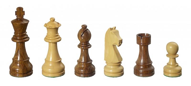 Ξύλινα πιόνια για σκάκι