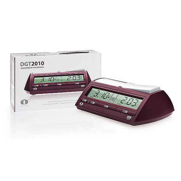 DGT 2010 σκακιστικό ψηφιακό χρονόμετρο / ρολόι