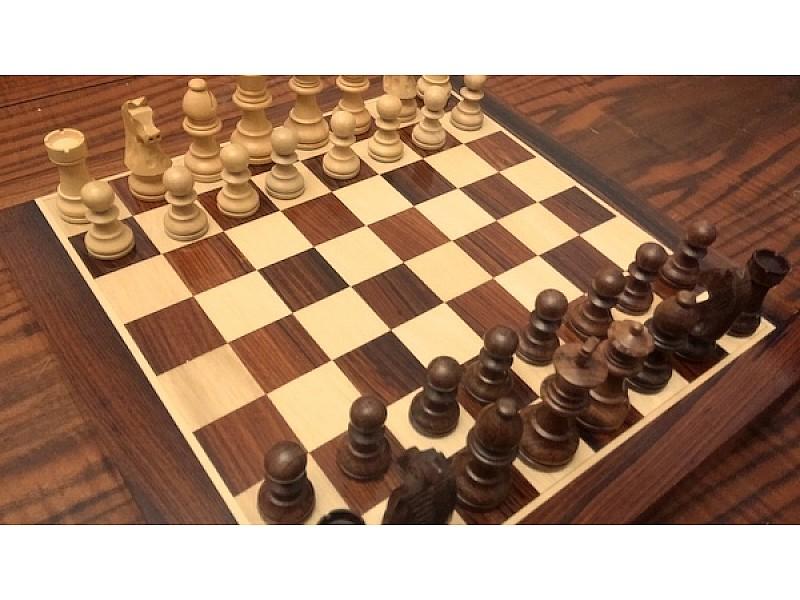 Σκάκι Μαγνητικό τετράγωνo No 2725
