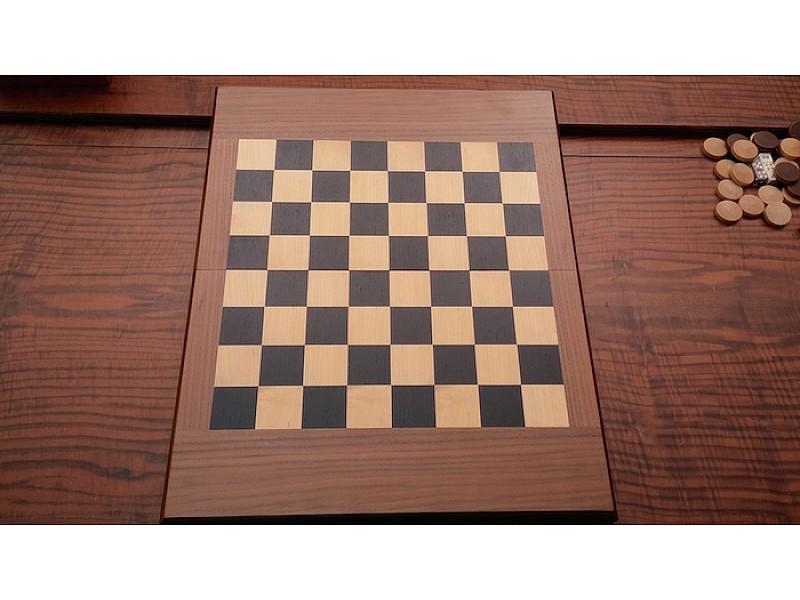 Τάβλι - σκάκι  καρυδιά