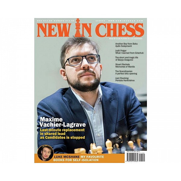 New In Chess 2020/3: The Club Player's Magazine