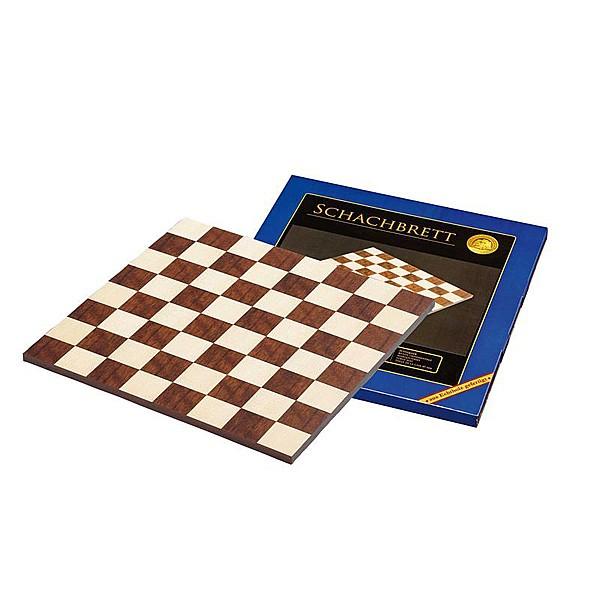 Σκακιέρα ξύλινη σε πλακέτα 44 Χ 44 εκ.