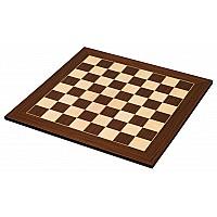 Σκακιέρα ξύλινη σε πλακέτα Βέγγε 55 Χ 55 εκ.