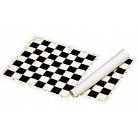 Σκάκι βινυλίου μαύρο 45X45 εκ.
