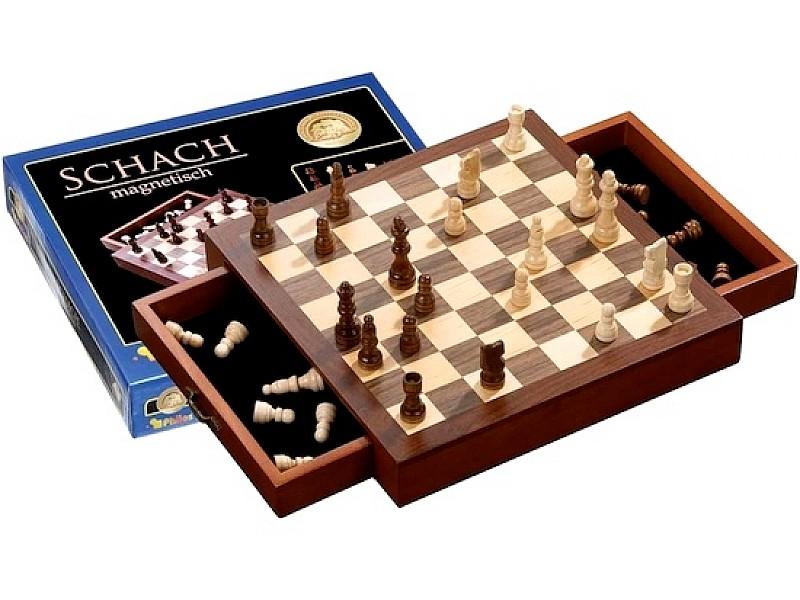 Σκάκι Μαγνητικό τετράγωνο Νο 2713