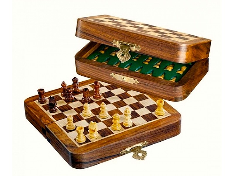 Σκάκι ταξιδίου μαγνητικό Νο 2719