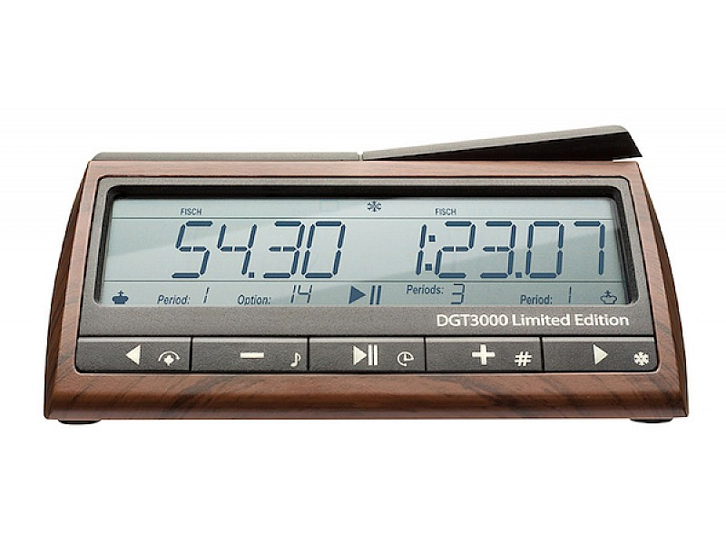 DGT 3000 Limited Edition σκακιστικό χρονόμετρο / ρολόι