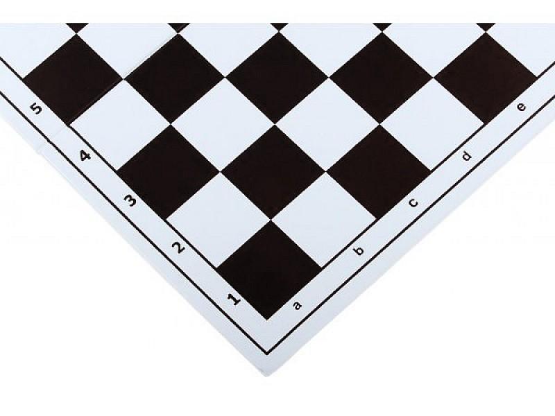 Σπαστή σκακιέρα στα τέσσερα  50 Χ 50 εκ. μαύρη