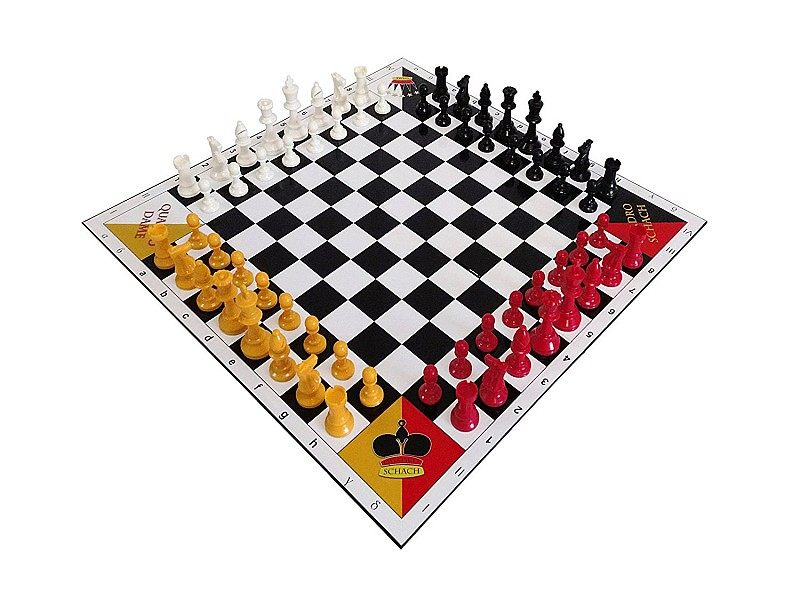 Σκάκι για τέσσερις παίκτες