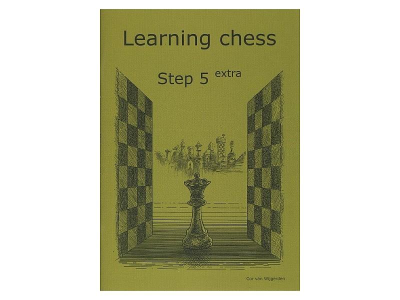 Μαθαίνοντας σκάκι - Bήμα 5 extra  (Αγγλικά)