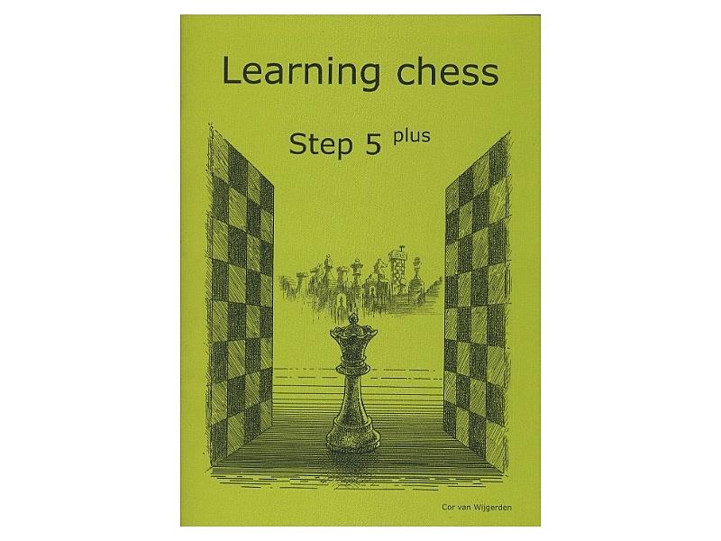 Μαθαίνοντας σκάκι - Bήμα 5 plus (Αγγλικά)