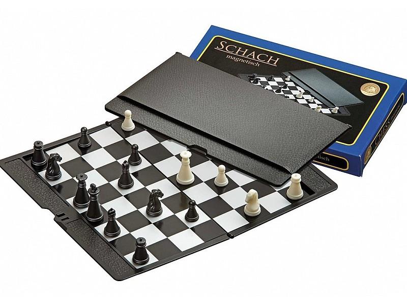 Μαγνητική σκακιέρα προπόνησης - ταξιδίου