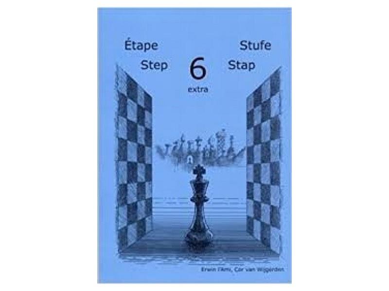 Μαθαίνοντας σκάκι - Βήμα 6 extra (Αγγλικά)