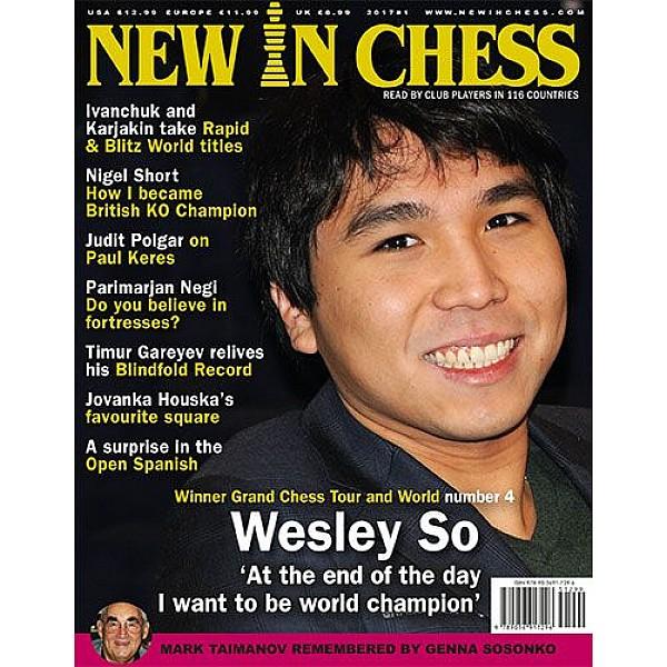 Περιοδικό New In Chess 2017/1: The Club Player's Magazine