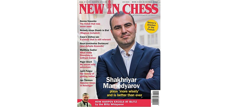 New in chess magazine (Αγγλικά)