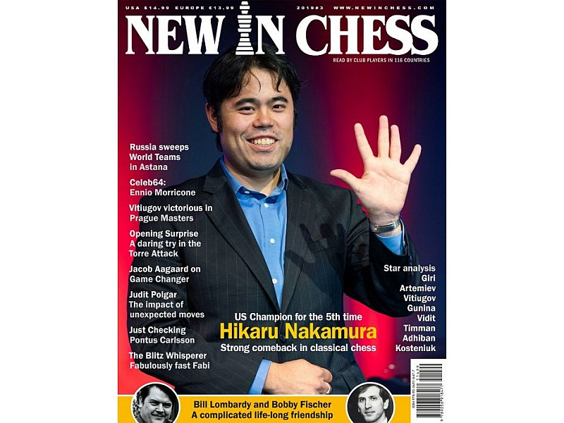 New In Chess 2019/3: The Club Player's Magazine