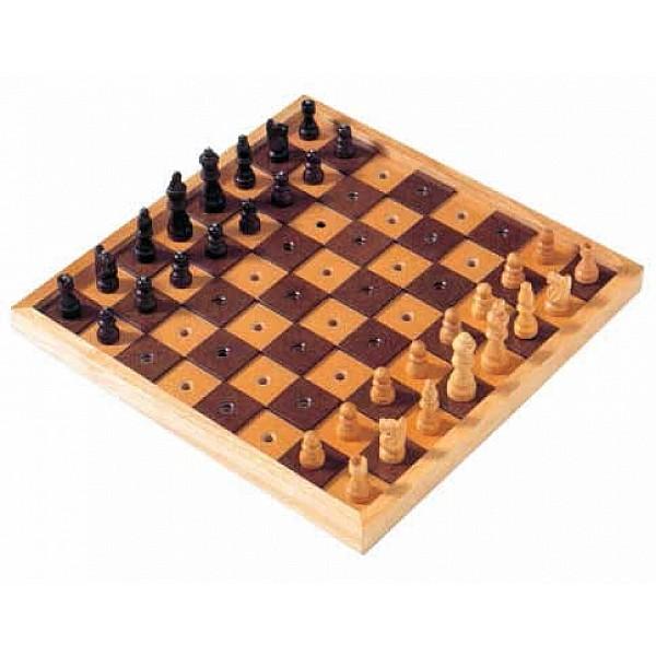 Σκακιέρες για τυφλούς