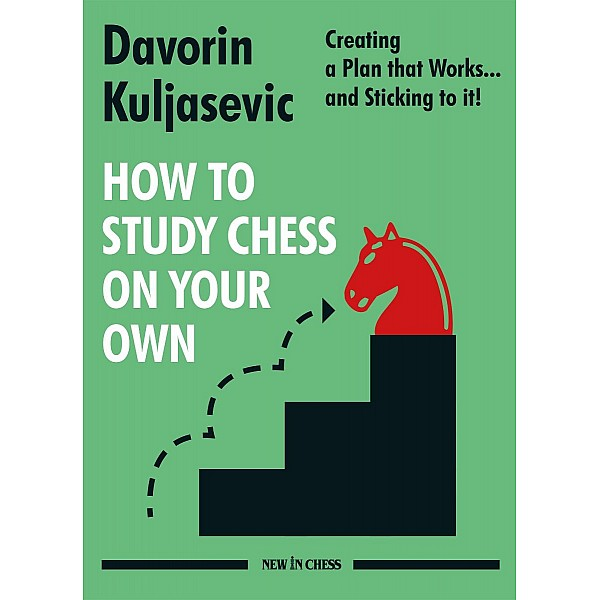 How to Study Chess on Your Own , Συγγραφέας: Davorin Kuljasevic