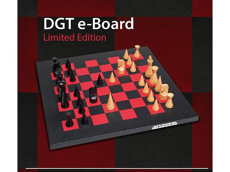 DGT e-board leather limited edition