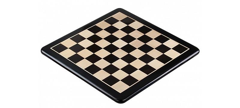 Ξύλινες σκακιέρες με οβάλ γωνίες