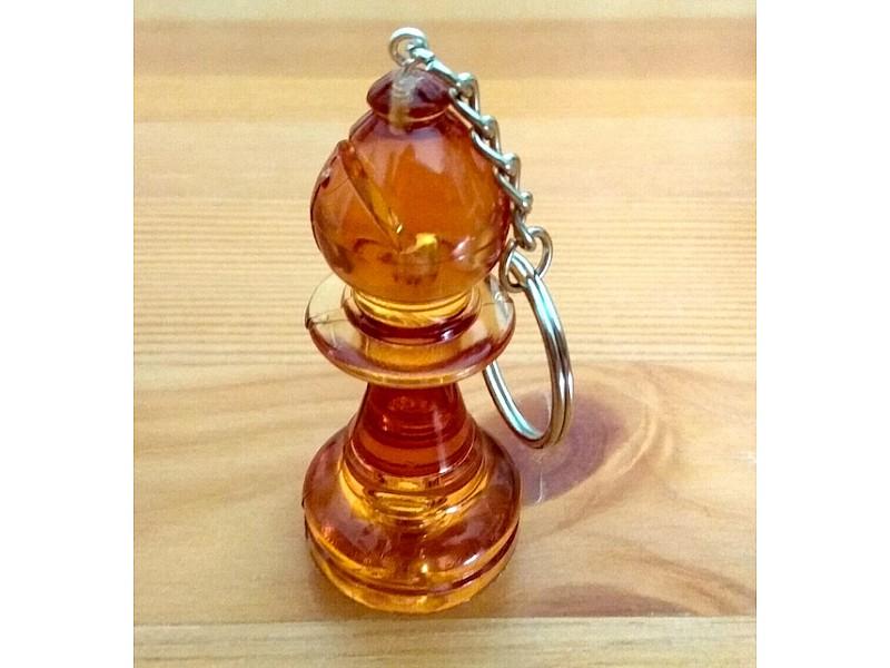 Μπρελόκ αξιωματικός amber