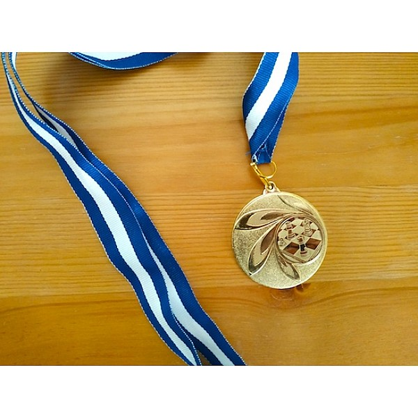 Μετάλλιο βράβευσης Deluxe (Χρυσό)