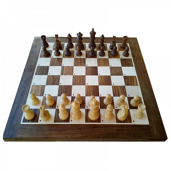 Ηλεκτρονική σκακιέρα Certabo angel brown 36 X 36 διάσταση καρέ 3.5 εκ.