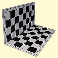 Σπαστή σκακιέρα 50 Χ 50 εκ. μαύρη