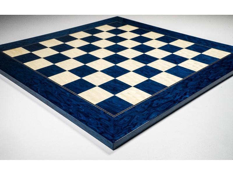 Glossy πλακέτα blue deluxe Ferrer -  Διάσταση (50 X 50 εκ.)
