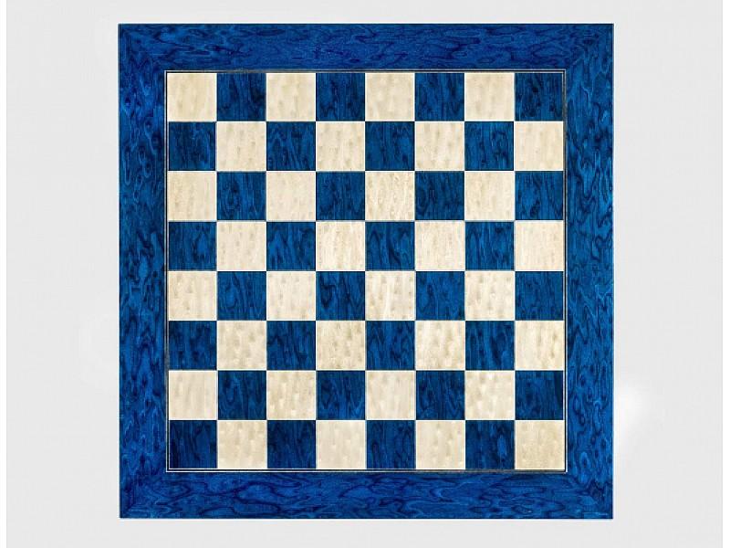 Glossy πλακέτα blue deluxe Ferrer -  Διάσταση (55 X 55 εκ.)