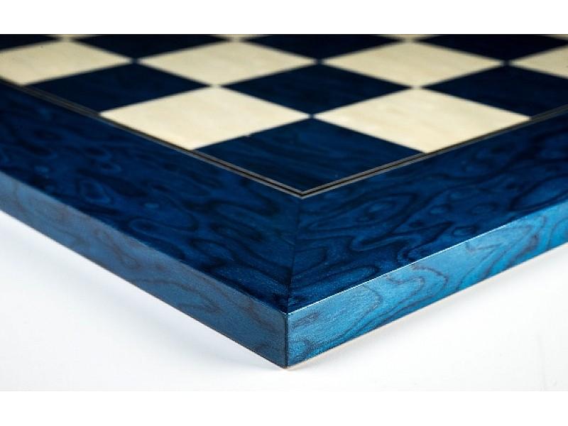 Glossy πλακέτα blue Deluxe Διάσταση (55 X 55 εκ.)