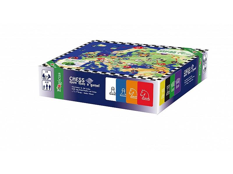 Σκάκι  - το επιτραπέζιο παιχνίδι γνώσεων