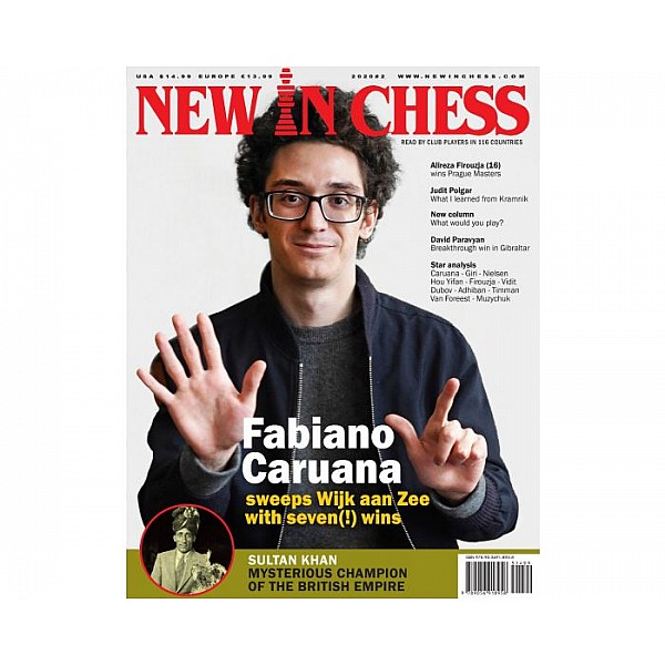 New In Chess 2020/2: The Club Player's Magazine