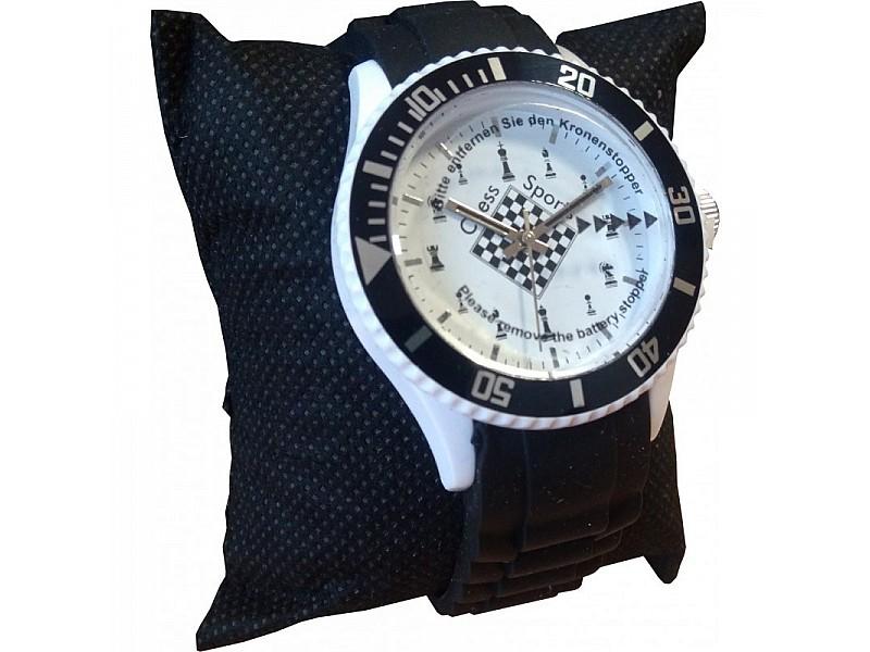 Ρολόι χεριού με σκακιστικό θέμα