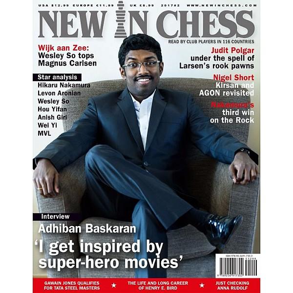 Περιοδικό New In Chess 2017/2: The Club Player's Magazine
