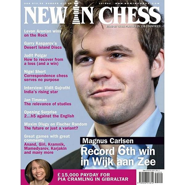 Περιοδικό New In Chess 2018/2: The Club Player's Magazine