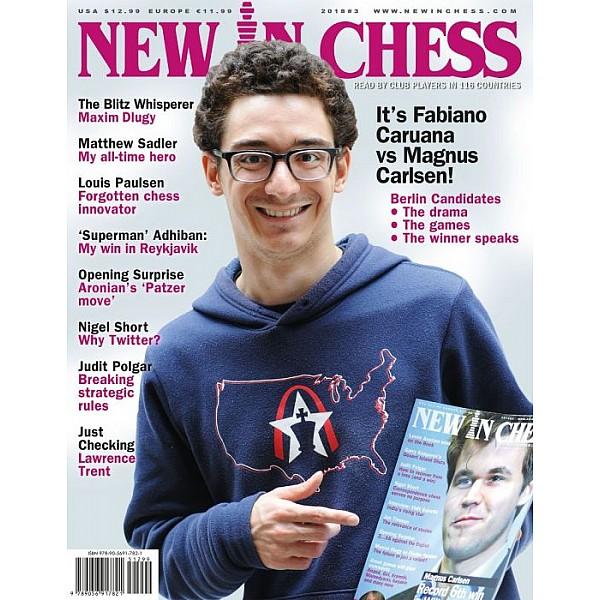 Περιοδικό New In Chess 2018/3: The Club Player's Magazine