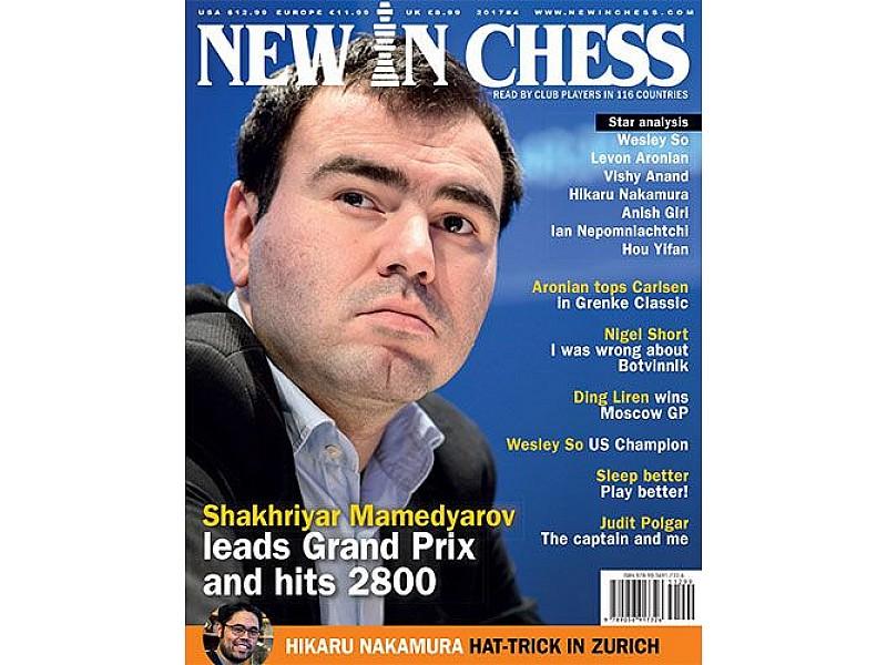 Περιοδικό New In Chess 2017/4: The Club Player's Magazine
