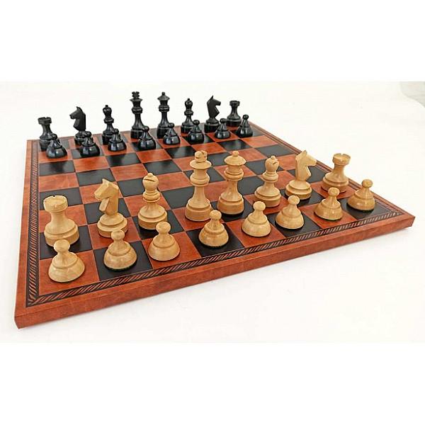 Δερμάτινες σκακιέρες σετ