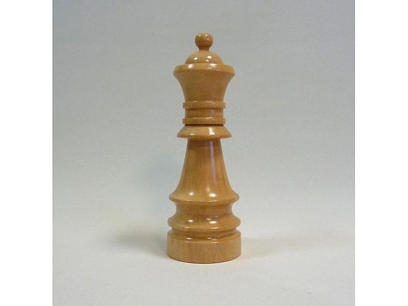 Ξύλινη Βασιλισα  (ανοιχτό χρώμα)