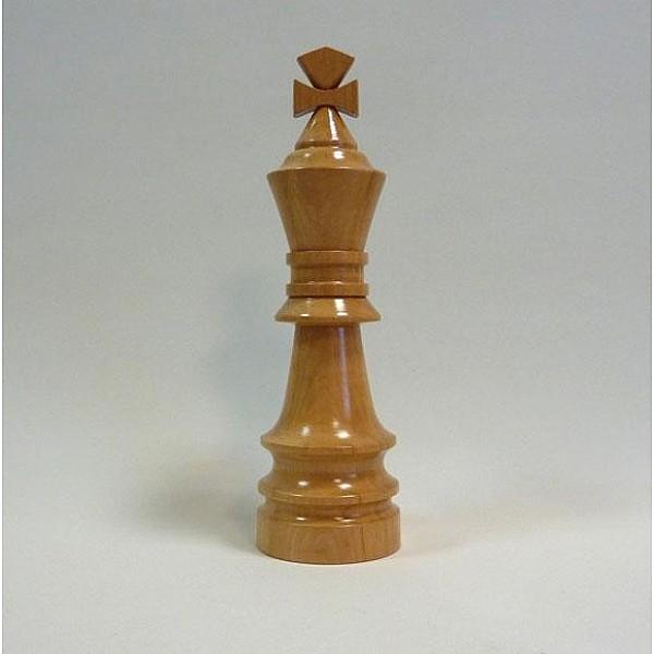 Ξύλινος Βασιλιάς  (ανοιχτό χρώμα)