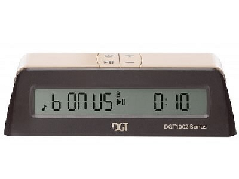 DGT 1002 ψηφιακό σκακιστικό χρονόμετρο / ρολόι