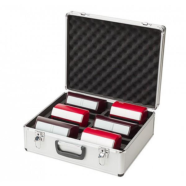 DGT  βαλίτσα αλουμινίου μεταφοράς και αποθήκευσης χρονομέτρων