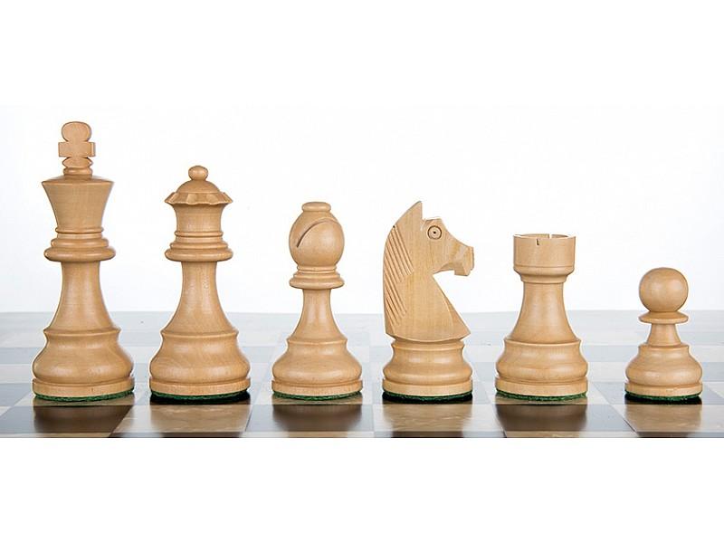 DGT timeless πιόνια με ύψος Βασιλιά 9.5 εκ (για μη ηλεκτρονικές σκακιέρες)