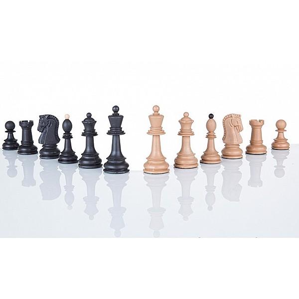 Πλαστικα πιόνια για σκάκι Dubrovnik - 'Υψος 9.8 εκ.