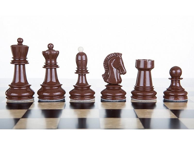 Πλαστικα πιόνια για σκάκι Dubrovnik - 'Υψος 8.2 εκ.
